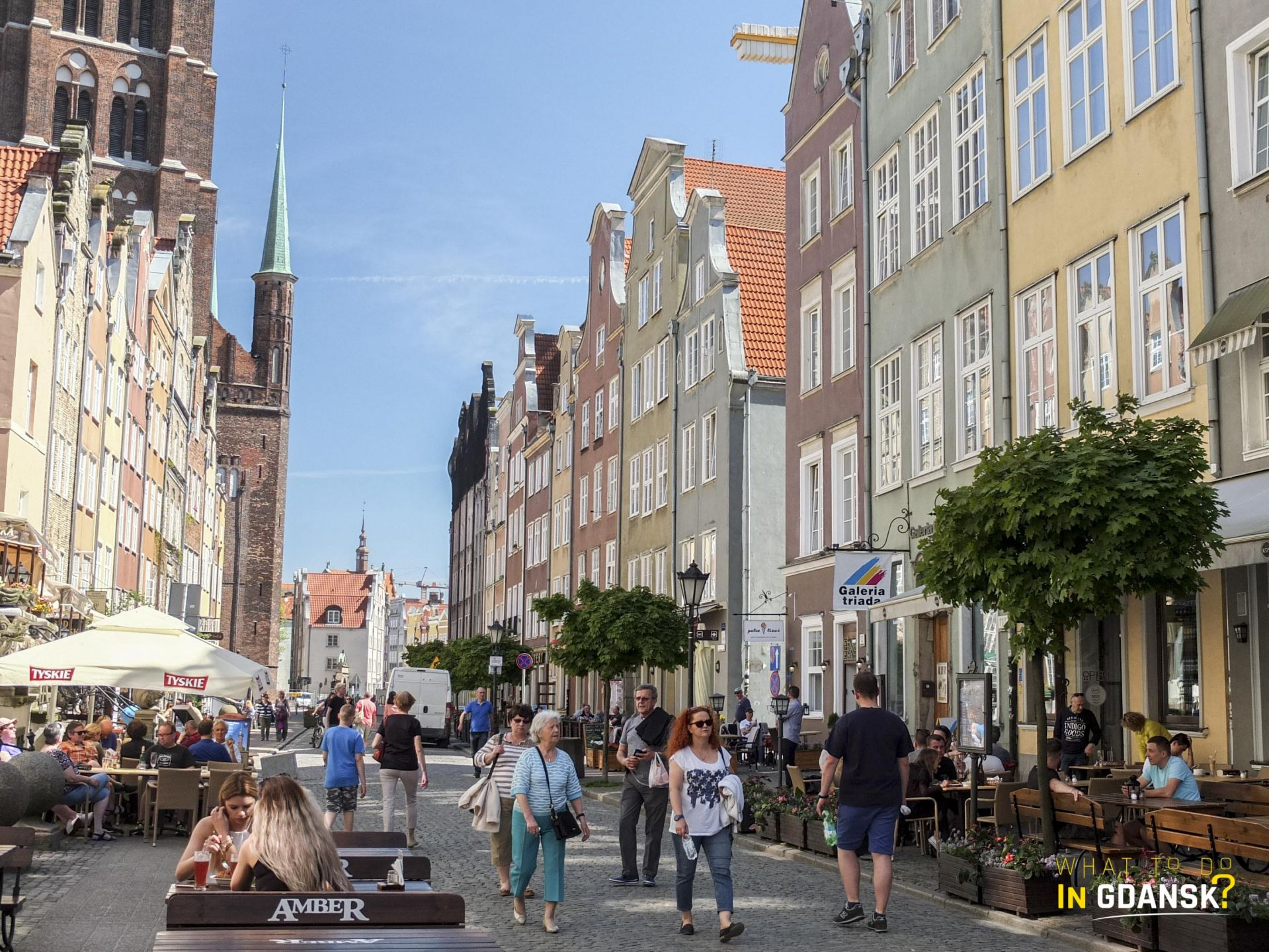 First Day In Gdansk Daily Itineraries