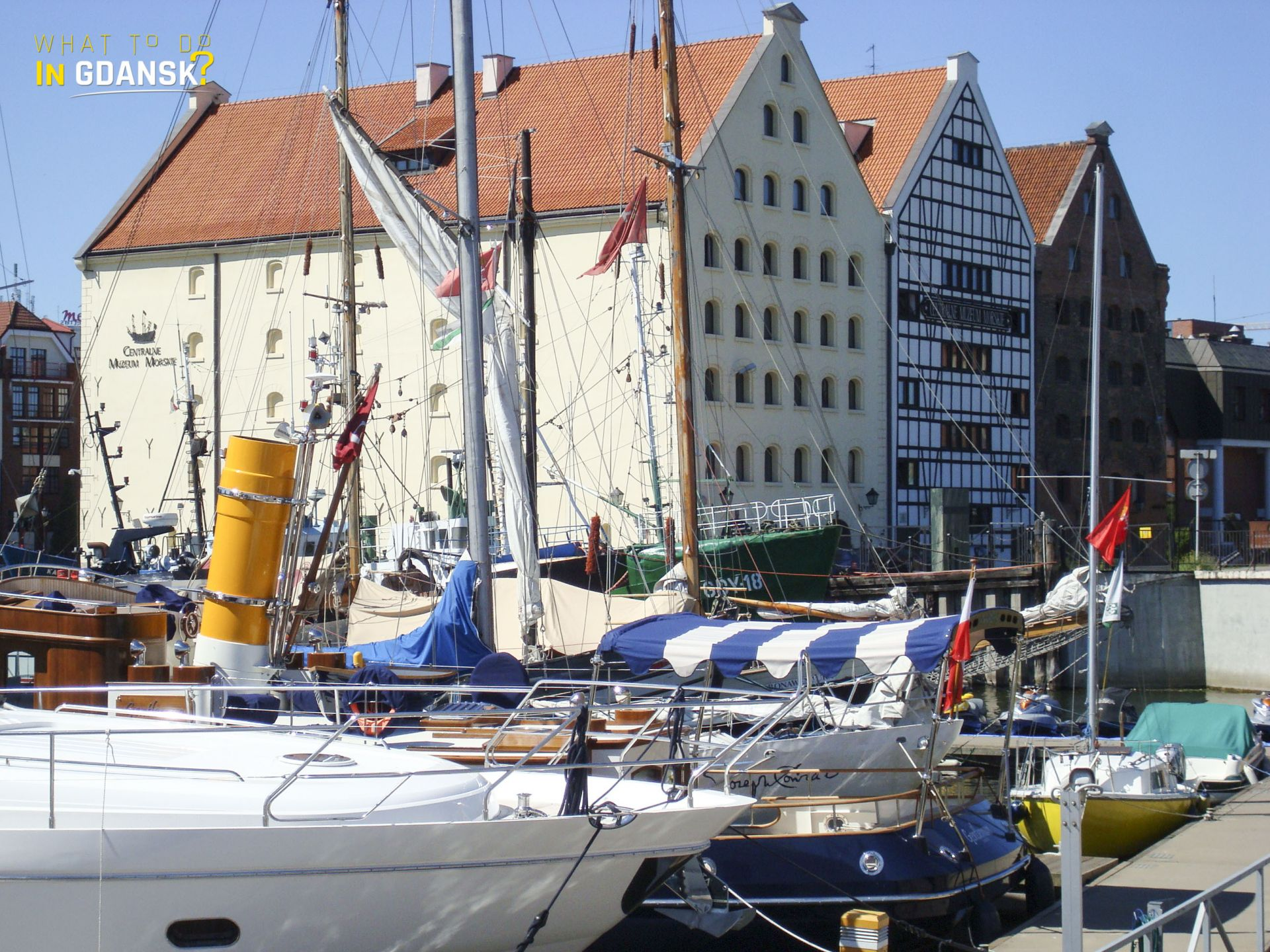 Second Day in Gdansk Daily Itineraries