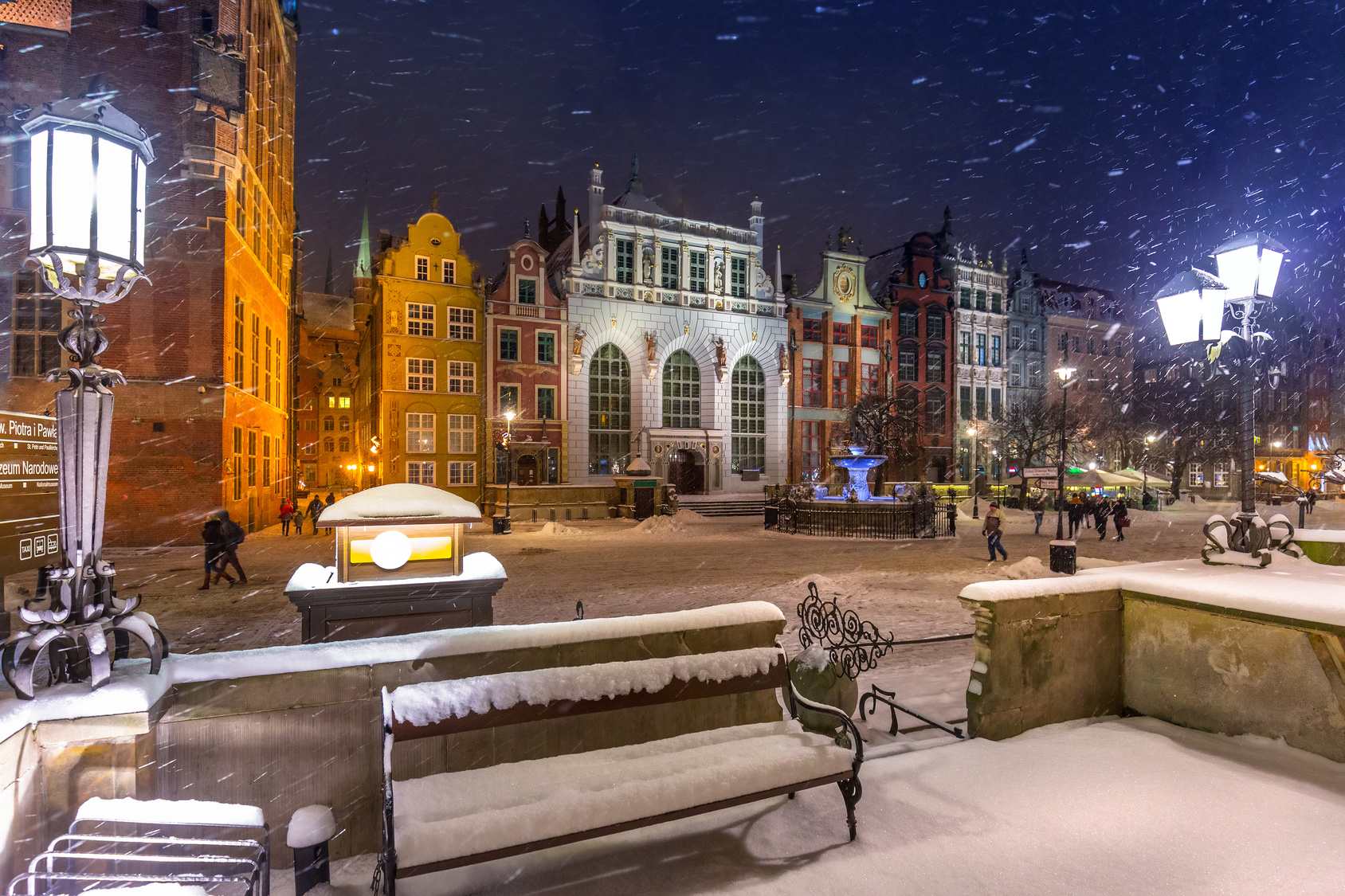 10 not-so-obvious reasons to visit Gdansk off-season Winter Magic