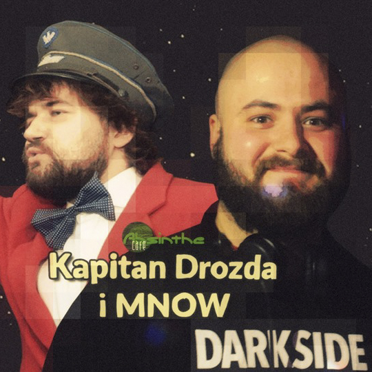 Drozda & MNOW / Cafe Absinthe * 16 Mar | What To Do In Gdansk